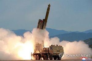 Vừa đề nghị đàm phán với Mỹ, Triều Tiên lại bắn hai 'vật thể không xác định'