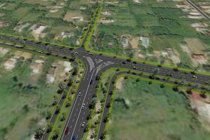Khởi công dự án cao tốc 7.669 tỷ nối Cam Lộ - La Sơn