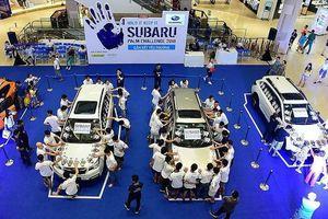 Subaru Palm Challenge 2019 lần đầu đến Việt Nam
