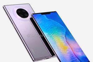Huawei nhá hàng video teaser Mate 30 với cải tiến về camera