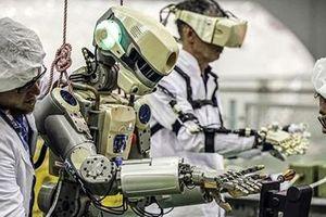 Fedor: Phi hành gia robot đầu tiên trên thế giới