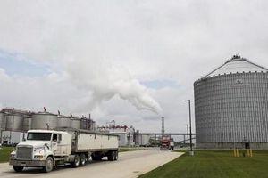 Mỹ nỗ lực đẩy mạnh xuất khẩu ethanol vào thị trường châu Á