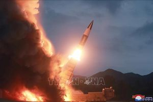 Hàn Quốc họp khẩn sau vụ Triều Tiên phóng các vật thể bay