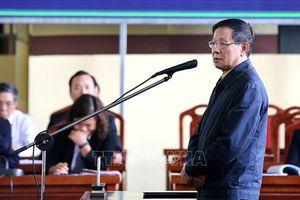 Cựu Thủ trưởng Cơ quan Cảnh sát điều tra Phan Văn Vĩnh bị khởi tố thêm tội danh