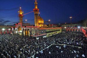 Giẫm đạp kinh hoàng tại đền thờ Iraq, hàng chục người thiệt mạng