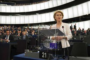 Tân Chủ tịch EC đề cử danh sách nội các mới