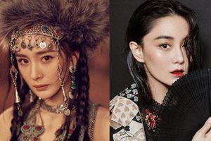 2 nàng 'Gái một con' đọ sắc trên bìa tạp chí: Dương Mịch ma mị bất ngờ, Trương Hinh Dư sắc vóc cực phẩm đến ngỡ ngàng