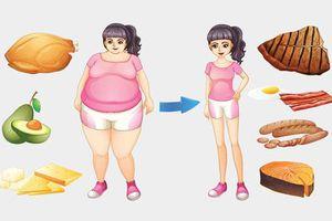 Bí quyết giảm cân hiệu quả dù buổi tối ăn nhiều vô kể
