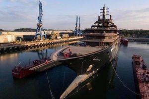 Khám phá du thuyền lớn nhất thế giới của tỷ phú Na Uy