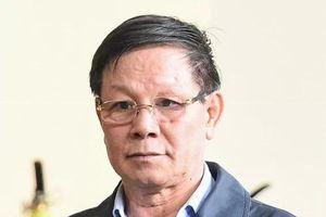 Cựu trung tướng Phan Văn Vĩnh lại bị khởi tố trong 'kỳ án gỗ trắc'
