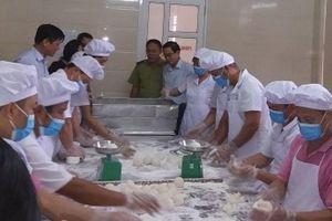 Hải Phòng: Đẩy mạnh kiểm tra an toàn thực phẩm trong dịp Trung thu