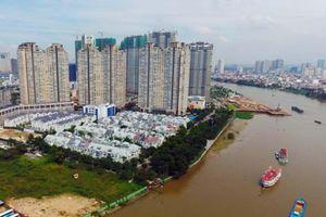 Kiến nghị chấn chỉnh tình trạng dự án bất động sản lấn chiếm sông Sài Gòn