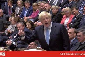 Hạ viện Anh 'bùng nổ' trước giờ đóng cửa