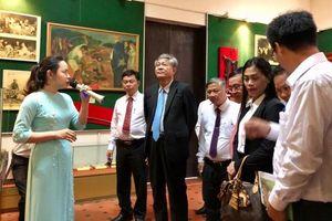 Tiếp tục làm sâu sắc quan hệ hữu nghị Việt Nam - Campuchia