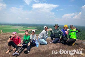 Hơn 250 ngàn khách du lịch đến Định Quán