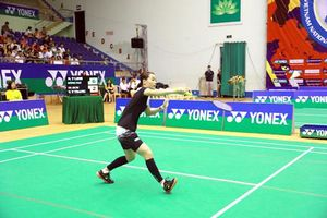 Khởi tranh Giải cầu lông quốc tế Yonex - Sunrise Vietnam Open 2019