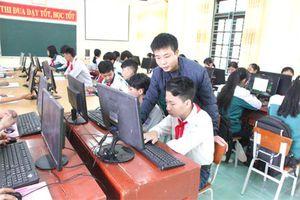 Gia Viễn đẩy mạnh công tác xây dựng trường học đạt chuẩn Quốc gia