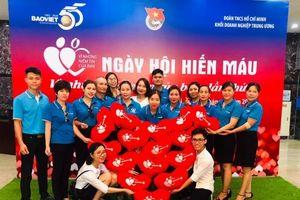 Tuổi trẻ khối Doanh nghiệp Trung ương phấn đấu hiến 4.000 đơn vị máu