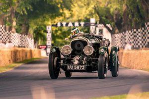 Xe đua Bentley trăm tuổi sắp có phiên bản phục dựng, số lượng cực hiếm