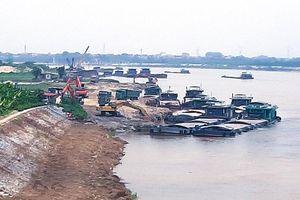Bắc Ninh: Tràn lan bến thủy nội địa không phép