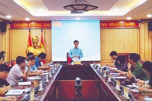 Triển khai kế hoạch tổ chức các lớp nghiên cứu, trao đổi chuyên đề với cán bộ của Đảng Nhân dân Cách mạng Lào