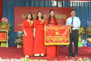 Trường TH Gia Cẩm xuất sắc dẫn đầu phong trào thi đua cấp Tiểu học tỉnh Phú Thọ