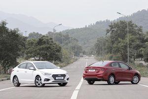 Hyundai Accent tiếp tục là 'át chủ bài' của TC MOTOR