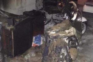 Truy tìm Phát 'chột', kẻ đốt tiệm cầm đồ ở Sài Gòn