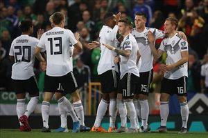 Vòng loại EURO 2020: Đức thắng nhọc Bắc Ireland