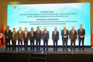 Việt Nam khẳng định cam kết phòng chống tội phạm ma túy xuyên quốc gia
