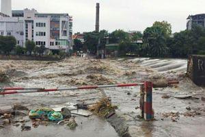 Mưa lớn kéo dài, cảnh báo lũ và sạt lở tại các tỉnh Đông Bắc