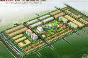 Nha Trang cưỡng chế 11 công trình xây dựng sai phạm tại Khu đô thị Hoàng Long