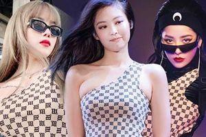 Jennie (BLACKPINK) 'chạm trán' Chi Pu, 'đụng hàng' áo tắm hàng hiệu với Thiều Bảo Trâm