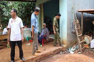 Vợ chồng đâm nhau ở Kon Tum, 1 người chết, 1 người nguy kịch