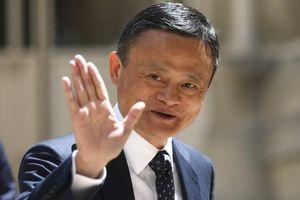 Tỷ phú Jack Ma 'thoái vị', chấm dứt 20 năm điều hành Alibaba