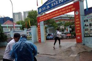 Sau vụ cháy tại Công ty Rạng Đông: Hàng trăm học sinh nghỉ học, xin chuyển trường