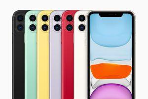 Apple ra mắt iPhone 11, 'hậu duệ' của iPhone XR với camera kép mới toanh