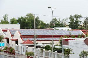 Điện mặt trời mái nhà: Cần sớm có quy định giá mua điện mới