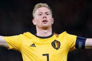 De Bruyne được tán dương vì hat-trick kiến tạo