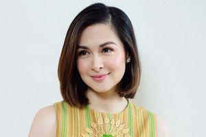 'Mỹ nhân đẹp nhất Philippines' khác lạ với tóc ngắn