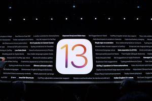 Bạn có thể tải về iOS 13 cho iPhone từ 19/9
