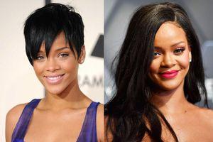 Diện mạo của Rihanna đã thay đổi thế nào sau khi nổi tiếng?