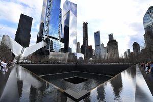Cận cảnh đài tưởng niệm vụ khủng bố 11/9 ở Mỹ