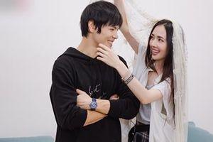 Con trai ông trùm Hướng Hoa Cường cưới mỹ nhân Đài Loan ở Italy