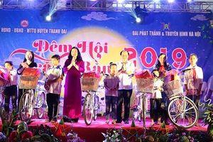 Thanh Oai tổ chức 'Đêm hội trăng rằm' cho thiếu nhi