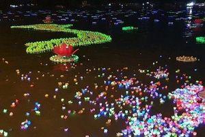 Giáo hội Phật giáo Việt Nam 'nói không' với đèn hoa đăng bằng nhựa