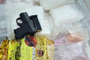 Triệt phá đường dây buôn ma túy xuyên quốc gia