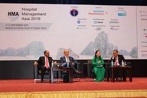 Hơn 2.000 đại biểu quốc tế tham dự Hội nghị Quản lý Bệnh viện châu Á 2019 tại Việt Nam