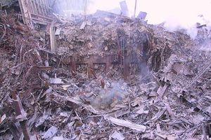 Ảnh chưa từng công bố về hiện trường vụ khủng bố 11/9