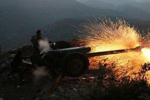 Quân đội Syria khiến khủng bố IS 'tê liệt' tại Deir Ezzor